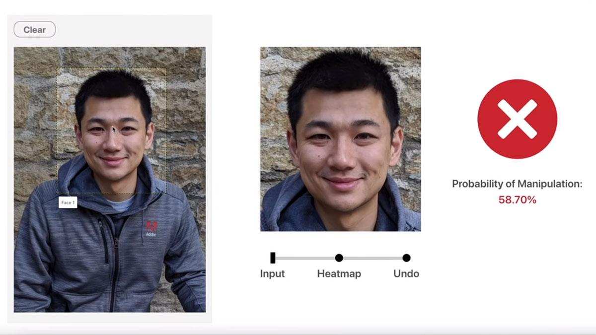 Adobe veut vous aider à détecter les photos embellies par Photoshop