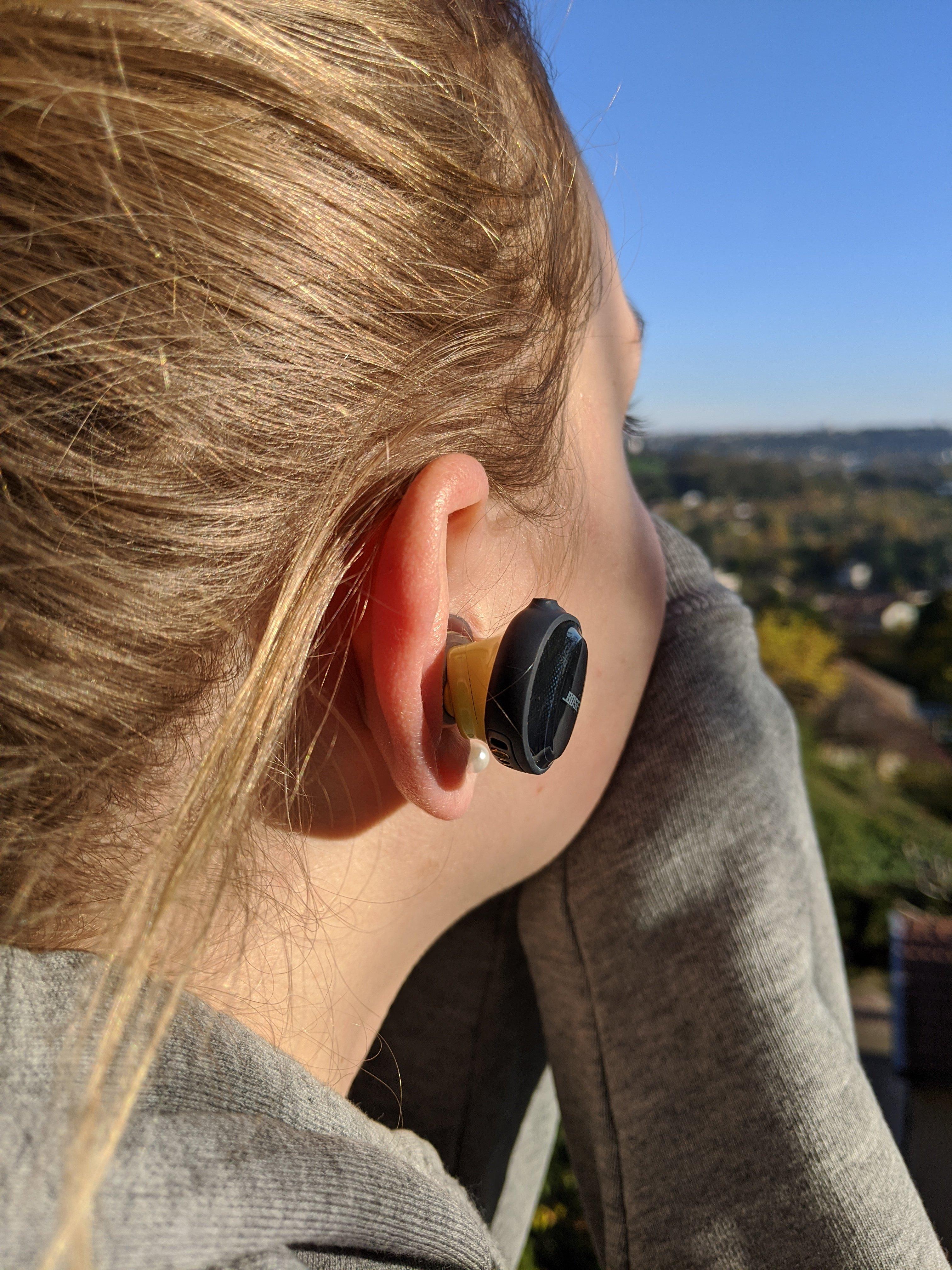 casque bose soundsport free probleme ecouteurs