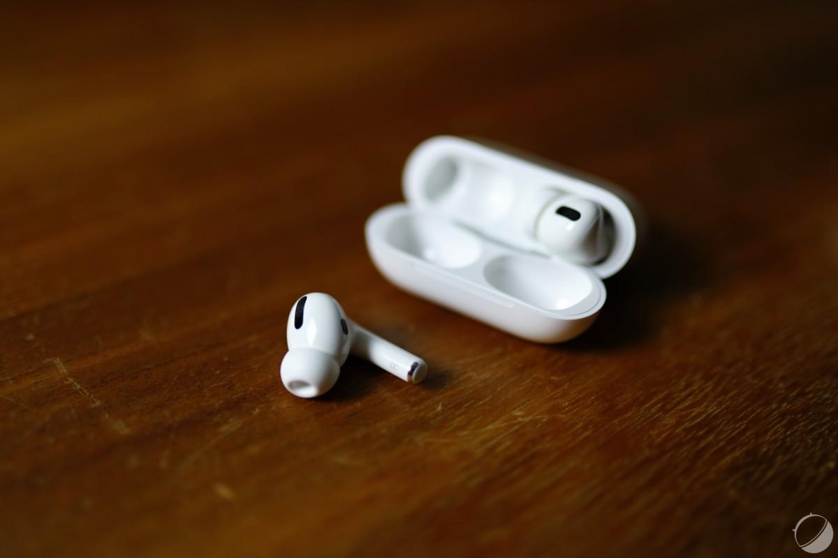 Avec de futurs AirPods, Apple pourrait utiliser l'ostéophonie pour améliorer l'audio dans certaines conditions