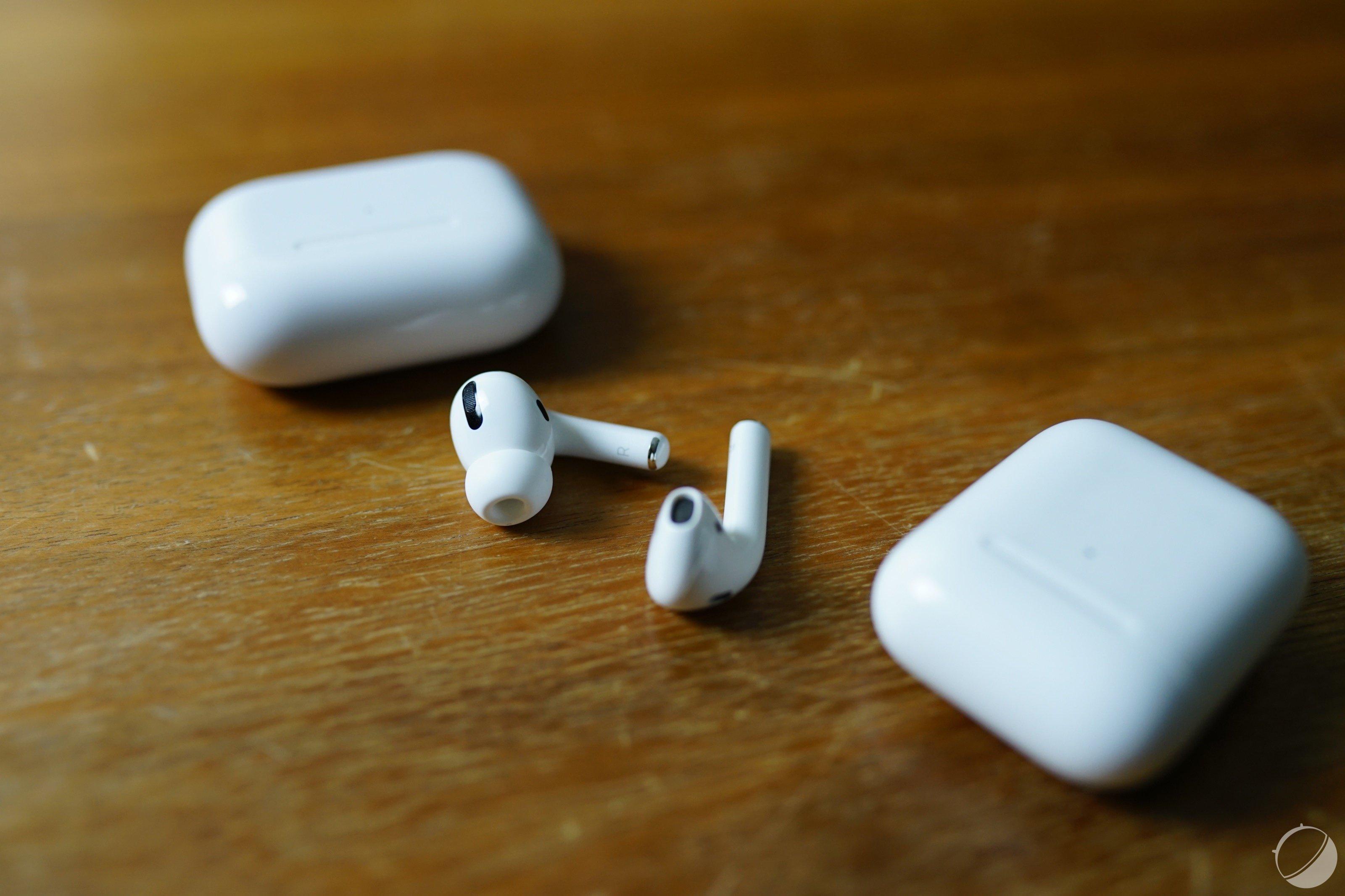 AirPods : Apple est le « leader incontesté » des écouteurs