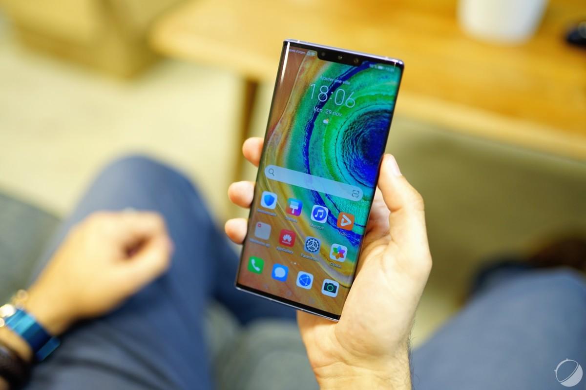 Huawei a trouvé son alternative à Google Maps sur smartphones