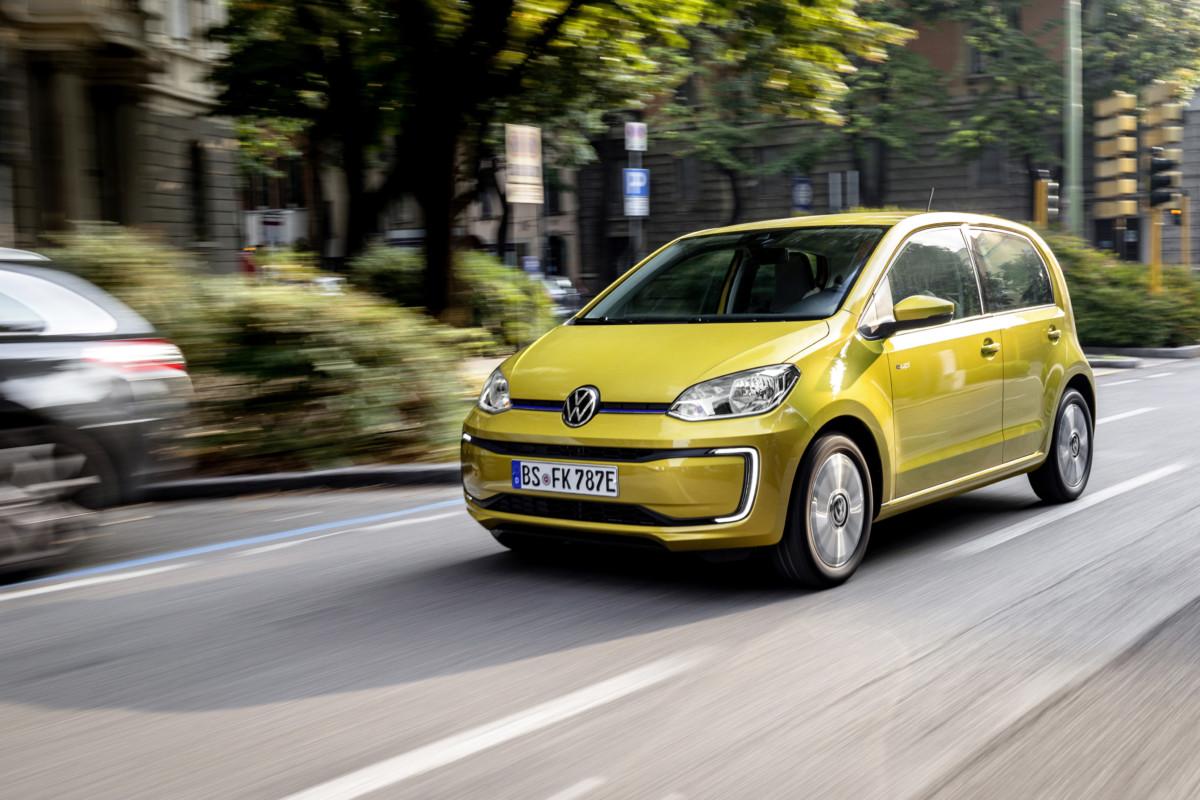 La Volkswagen e-Up!