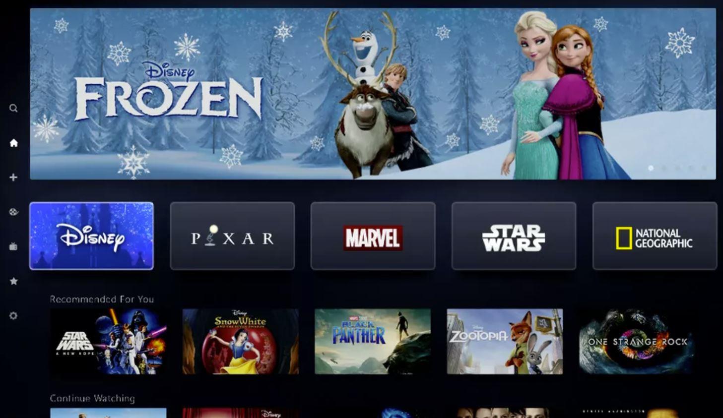 Une date de lancement française pour la plateforme de streaming (+ sondage) — Disney