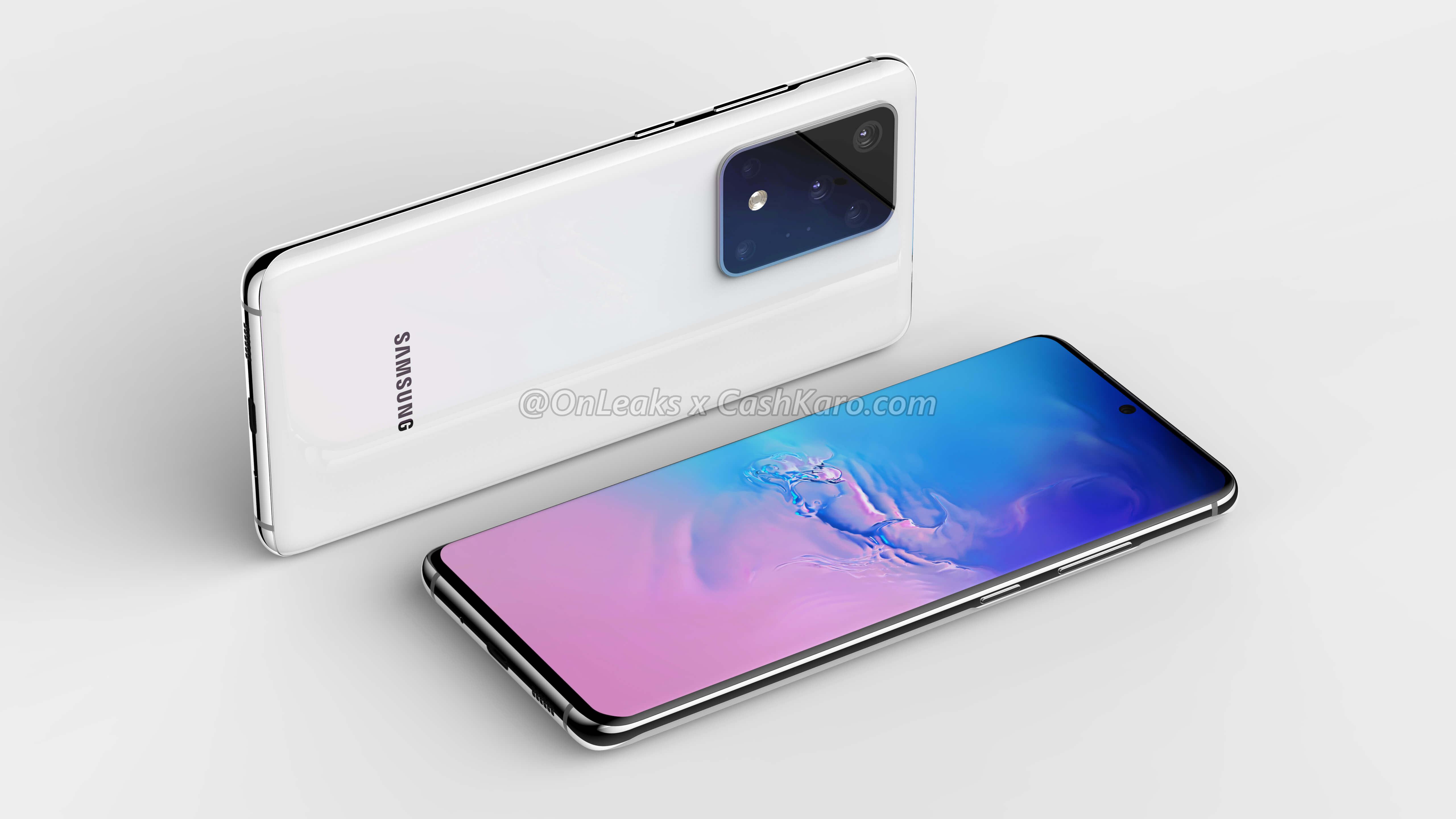 Le Samsung Galaxy S11+ aurait une grosse batterie de 5000 mAh