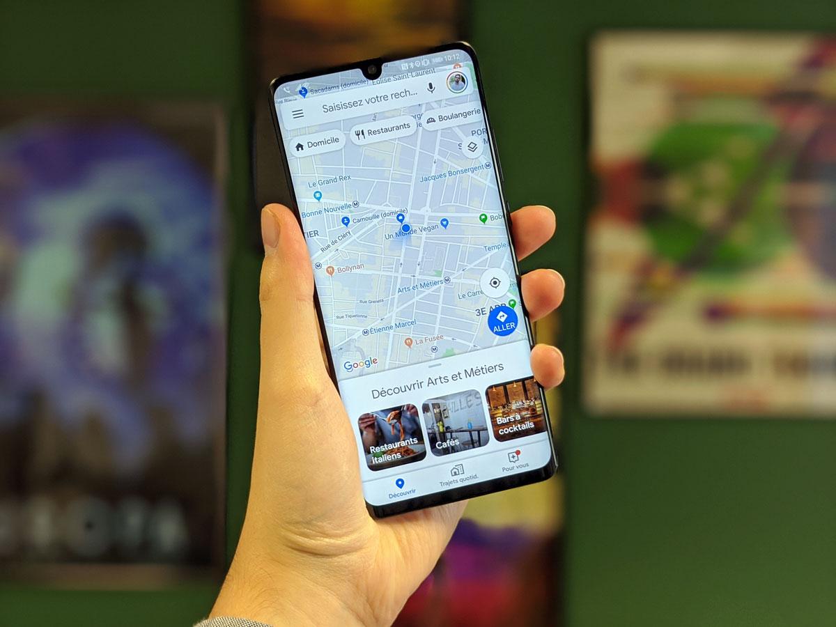 Google Maps brise la barrière de la langue