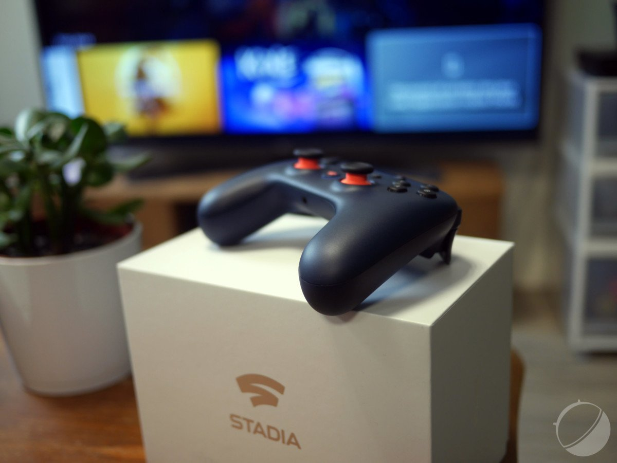 Pack Founder's Edition Google Stadia