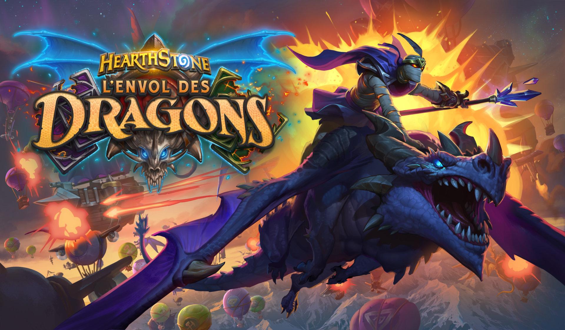 beau lustre meilleur en ligne couleurs harmonieuses L'extension Hearthstone L'Envol des Dragons est moins chère ...