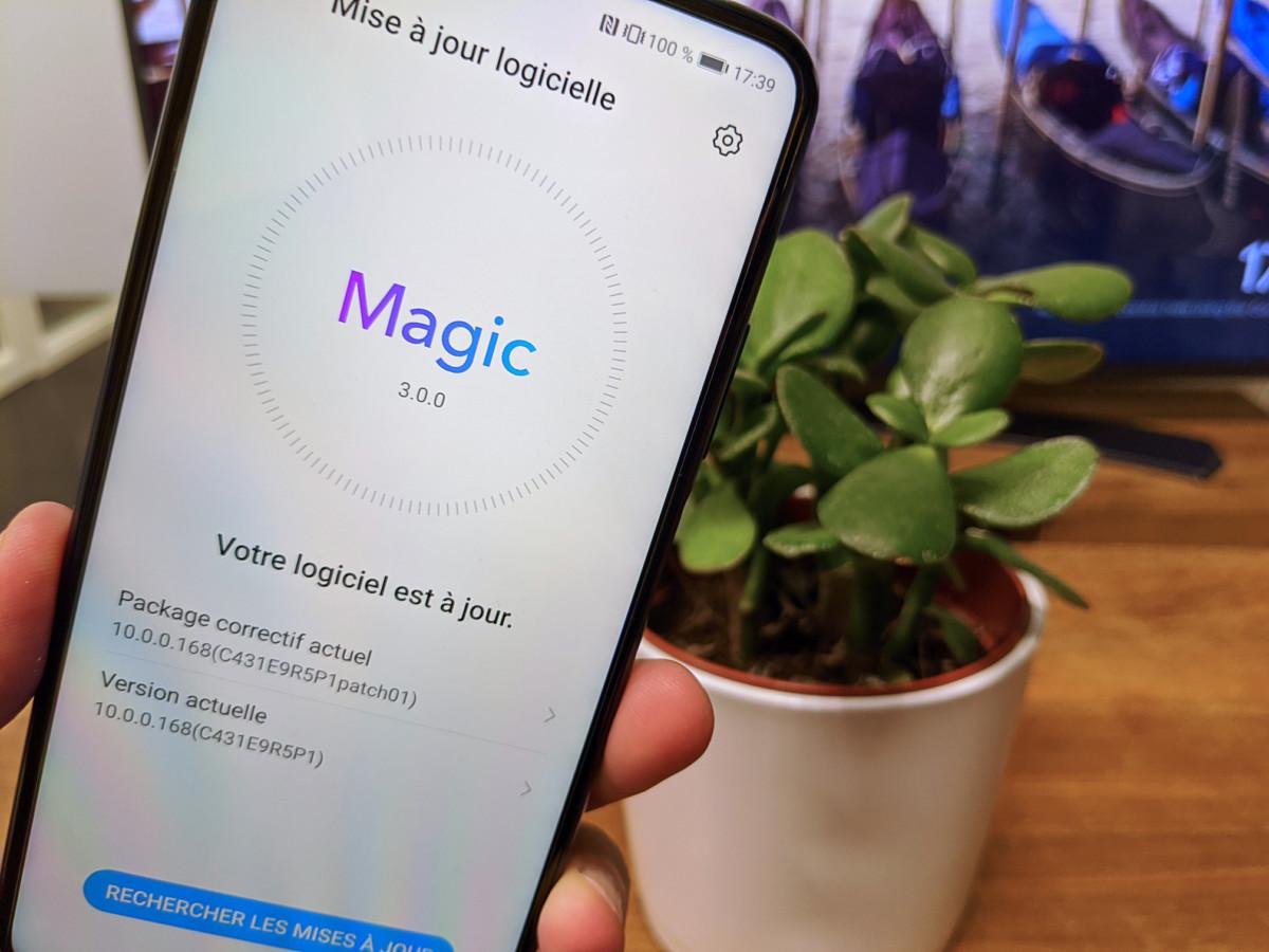 Honor 20 et View 20 : comment forcer la mise à jour vers Android 10