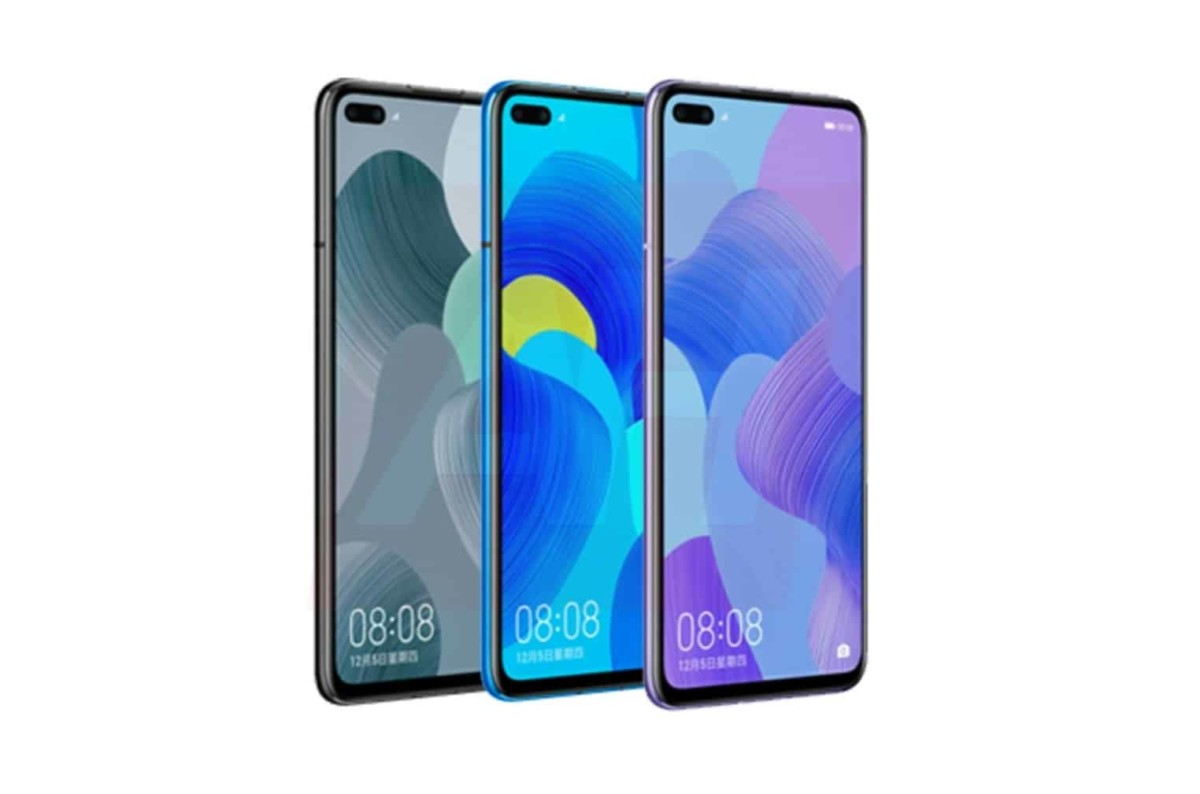 huawei nova 6 leak 1200x794 - Huawei P smart 2020, Nova 6 and MatePad Pro unveiled in pictures before the time - FrAndroid