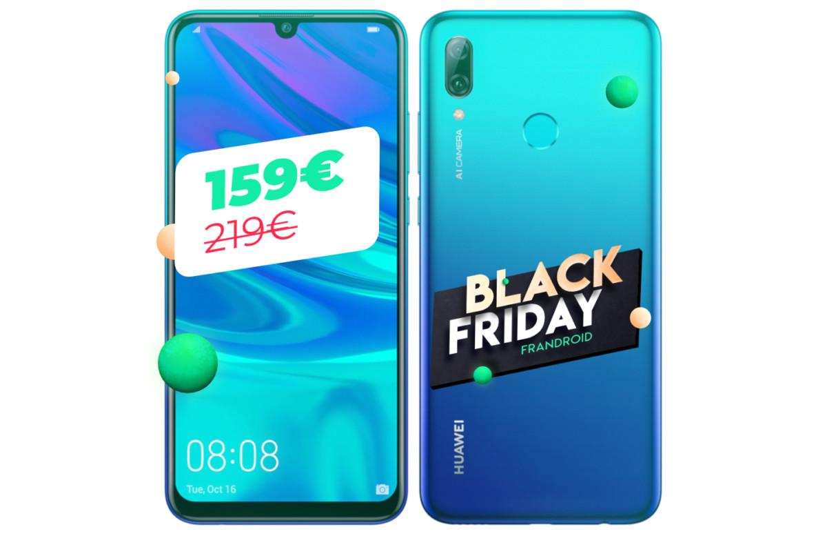 Le Huawei P Smart 2019 à seulement 159 euros pour le Black Friday