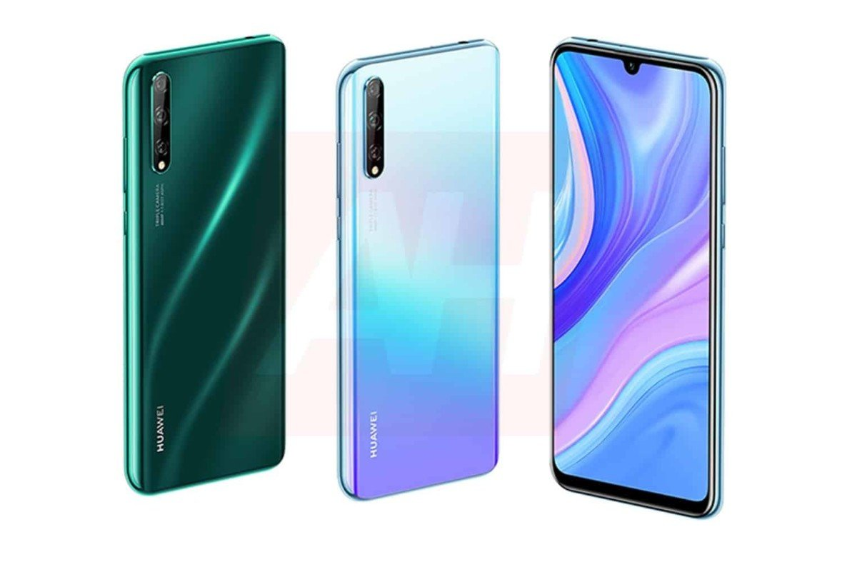 huawei p smart 2020 leak ah 1200x794 - Huawei P smart 2020, Nova 6 and MatePad Pro unveiled in pictures before the time - FrAndroid