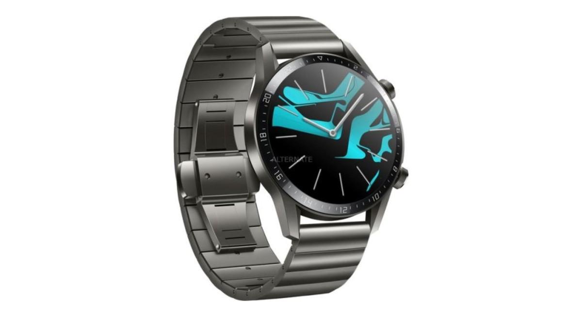 L'édition Elite de la Huawei Watch GT 2.