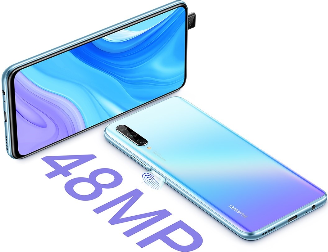 huawei y9s - Huawei unveils its Y9s: a 9X Honor, but a little different - FrAndroid