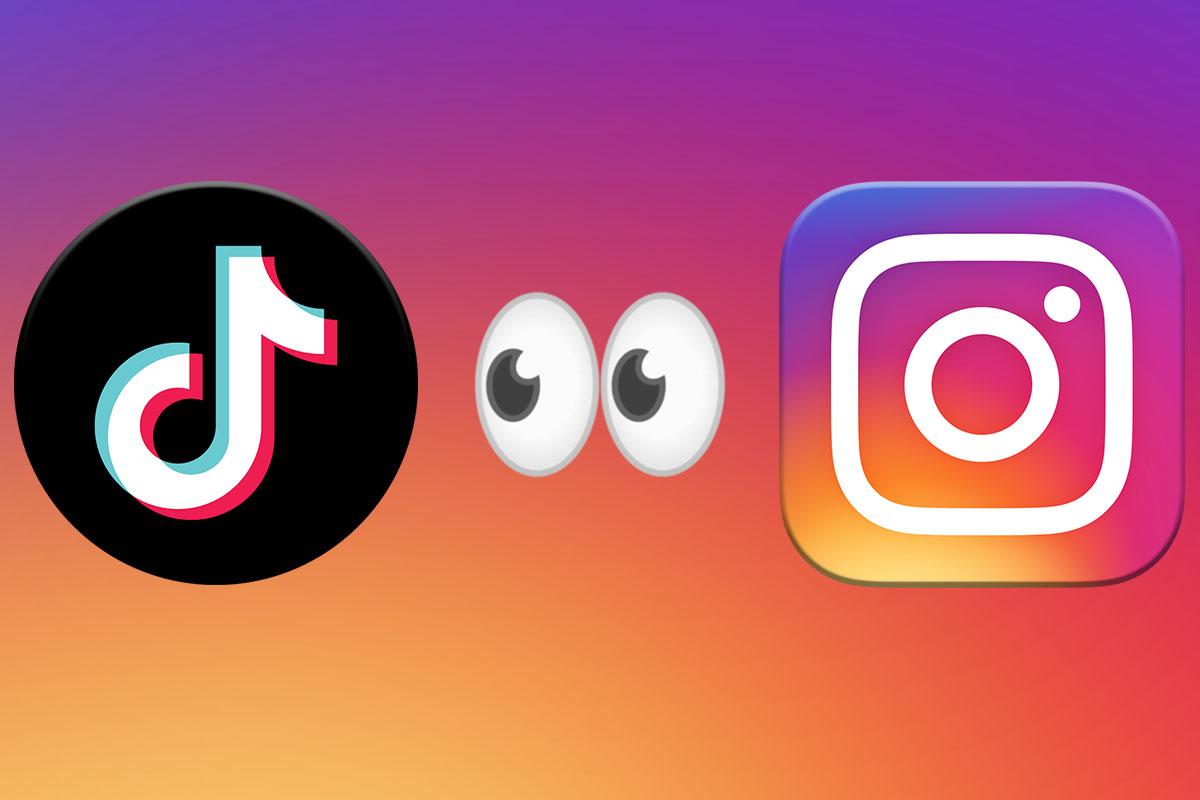 Après avoir copié Snapchat, Instagram lance Reels pour contrer TikTok