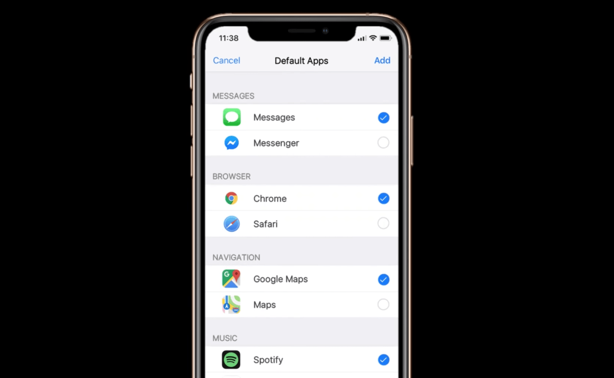 ios 14 2 1200x740 - iPhone: this iOS 14 concept takes good ideas from Android