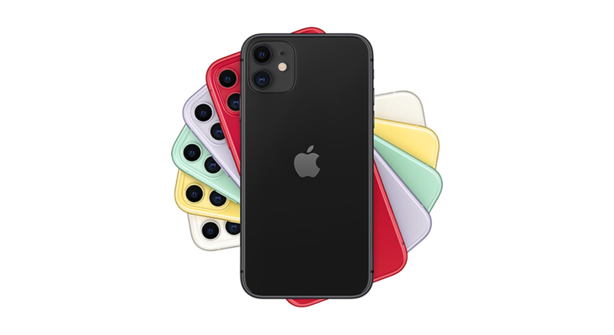 Surprenant L Iphone 11 Est Moins Cher Avec Un Forfait