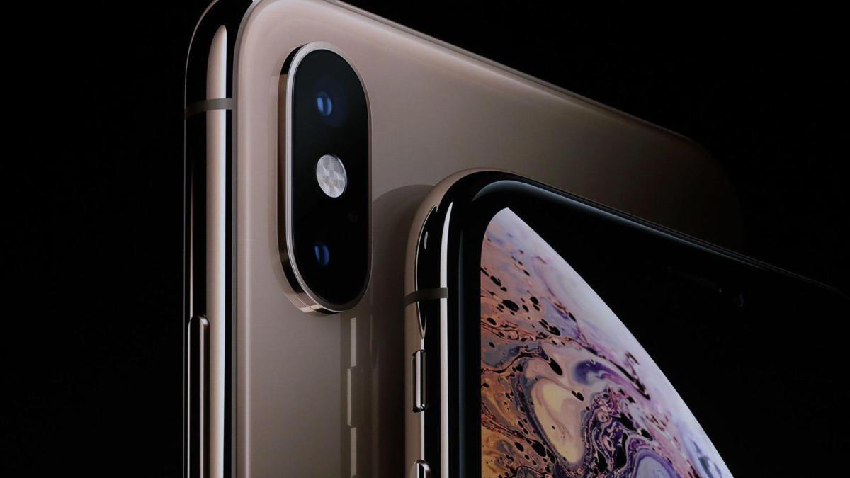 l'iPhone XS, pour illustration//Source: Apple