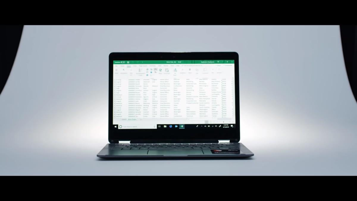 Le Project Limitless 5G / Crédit : Lenovo