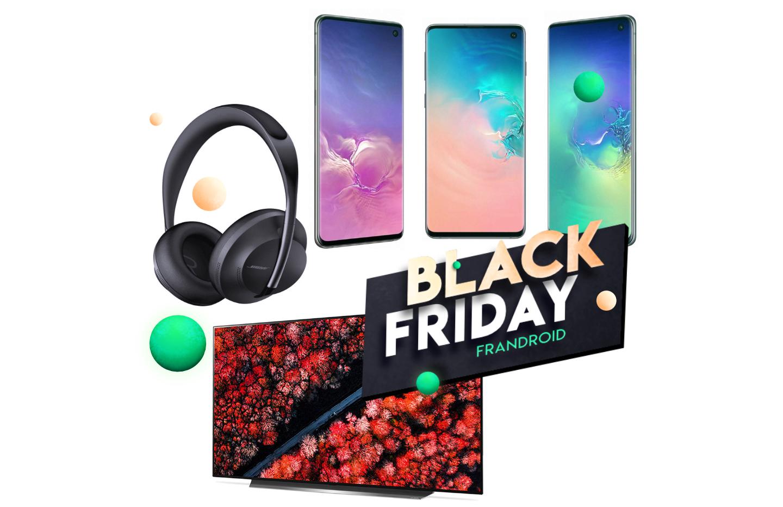 Black Friday 2019 : notre sélection de produits à surveiller