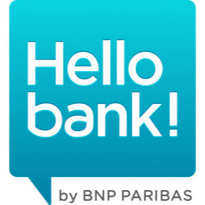 Logo pourHello bank!