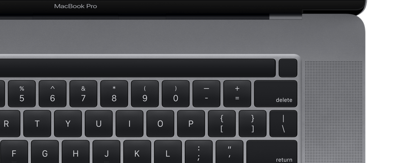 Le MacBook Pro 16 pouces serait dévoilé cette semaine