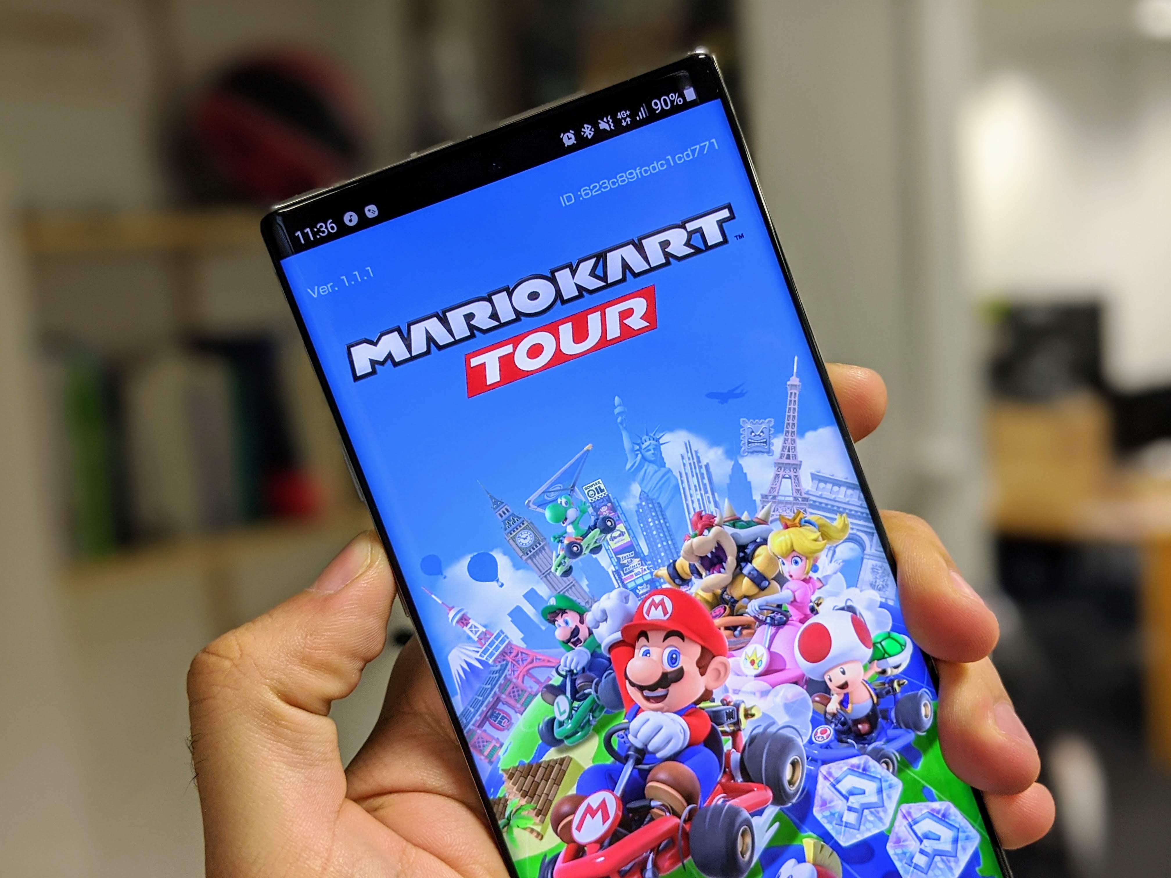 Mario Kart Tour « a pris un très bon départ » selon Nintendo