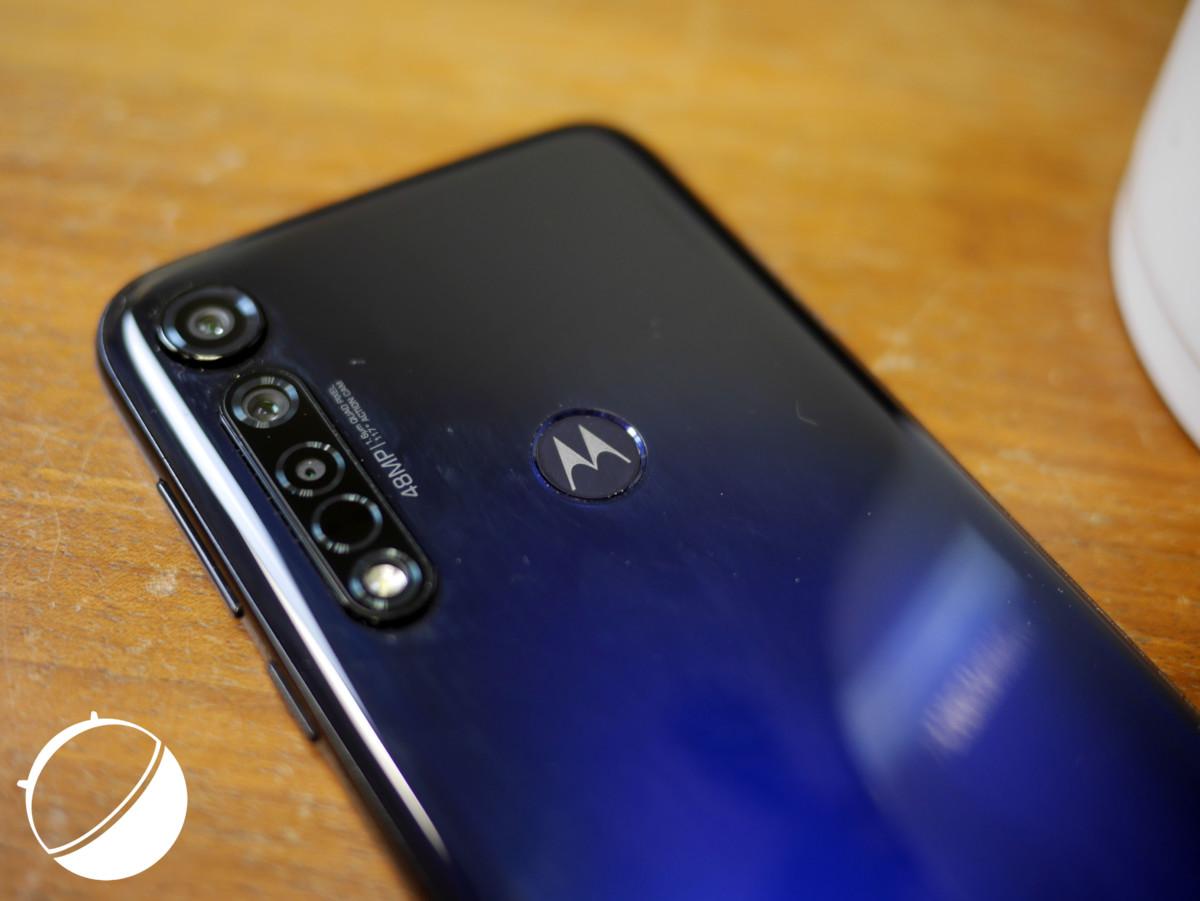 Test du Motorola Moto G8 Plus : tout dans la batterie