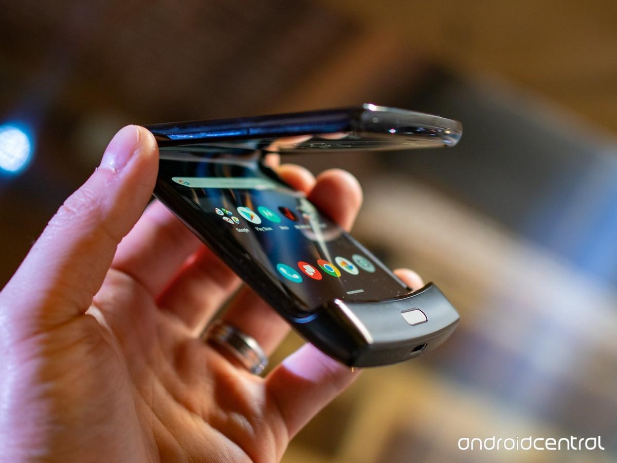 Motorola RAZR par Android Central