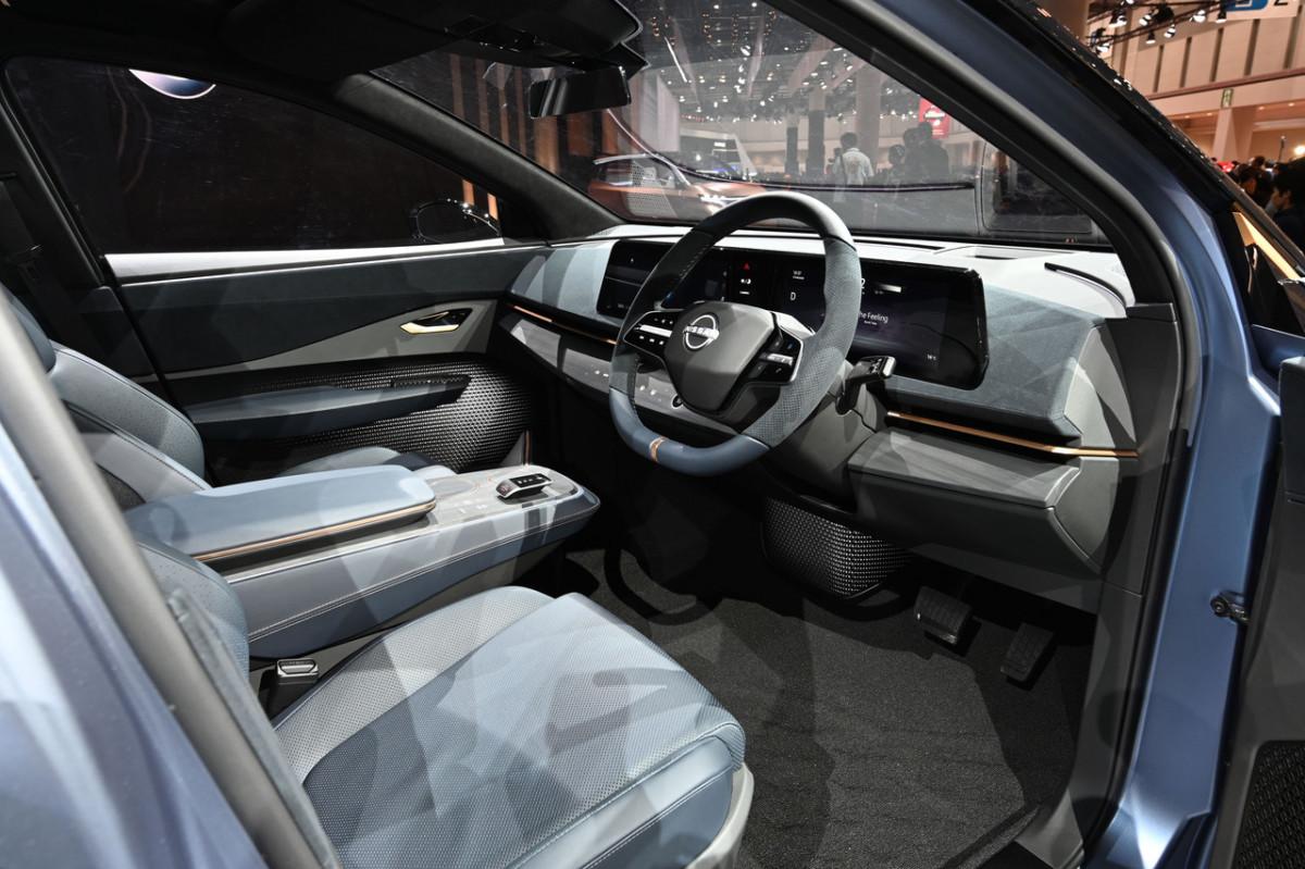 Nissan Ariya - intérieur