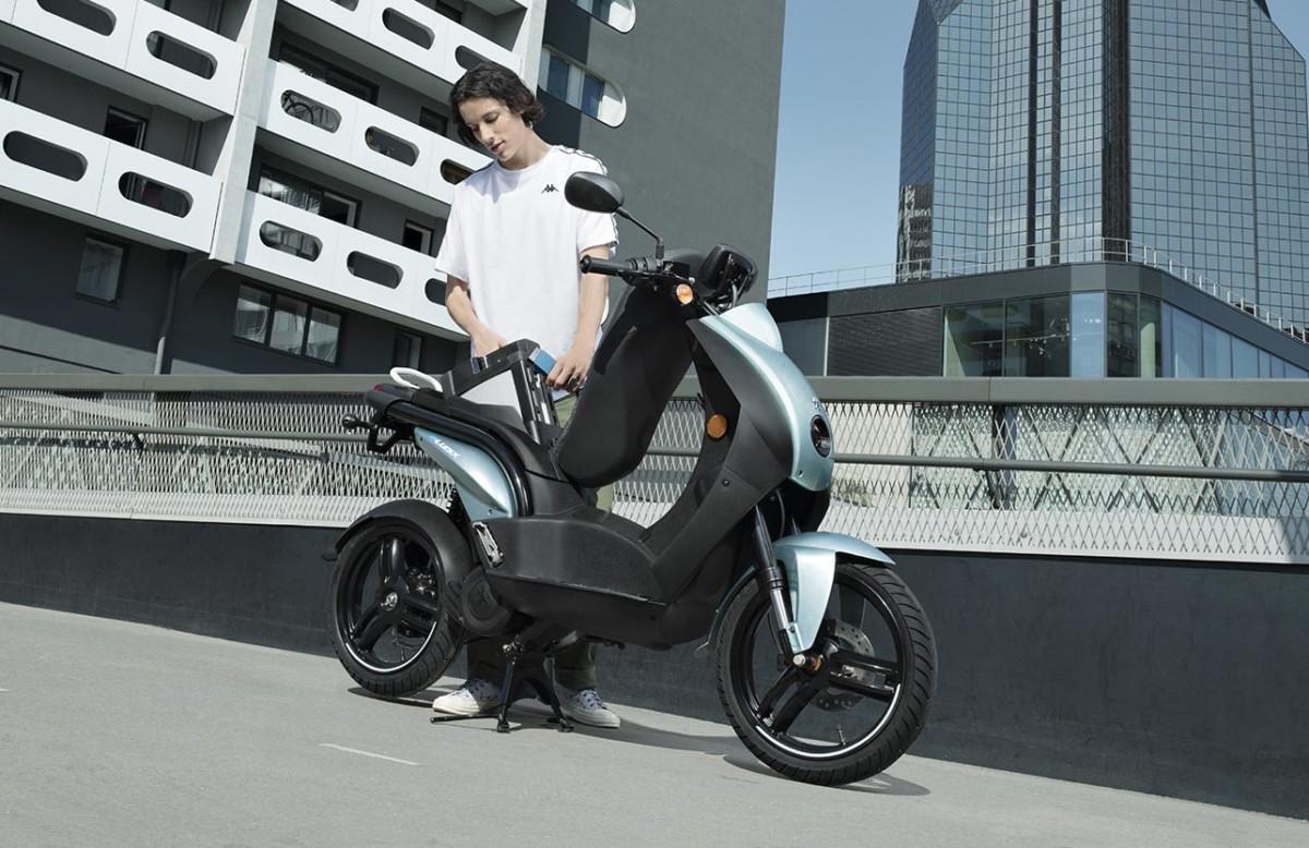 Peugeot e-Ludix électrique : le scooter de ville par excellence lancé en janvier 2020