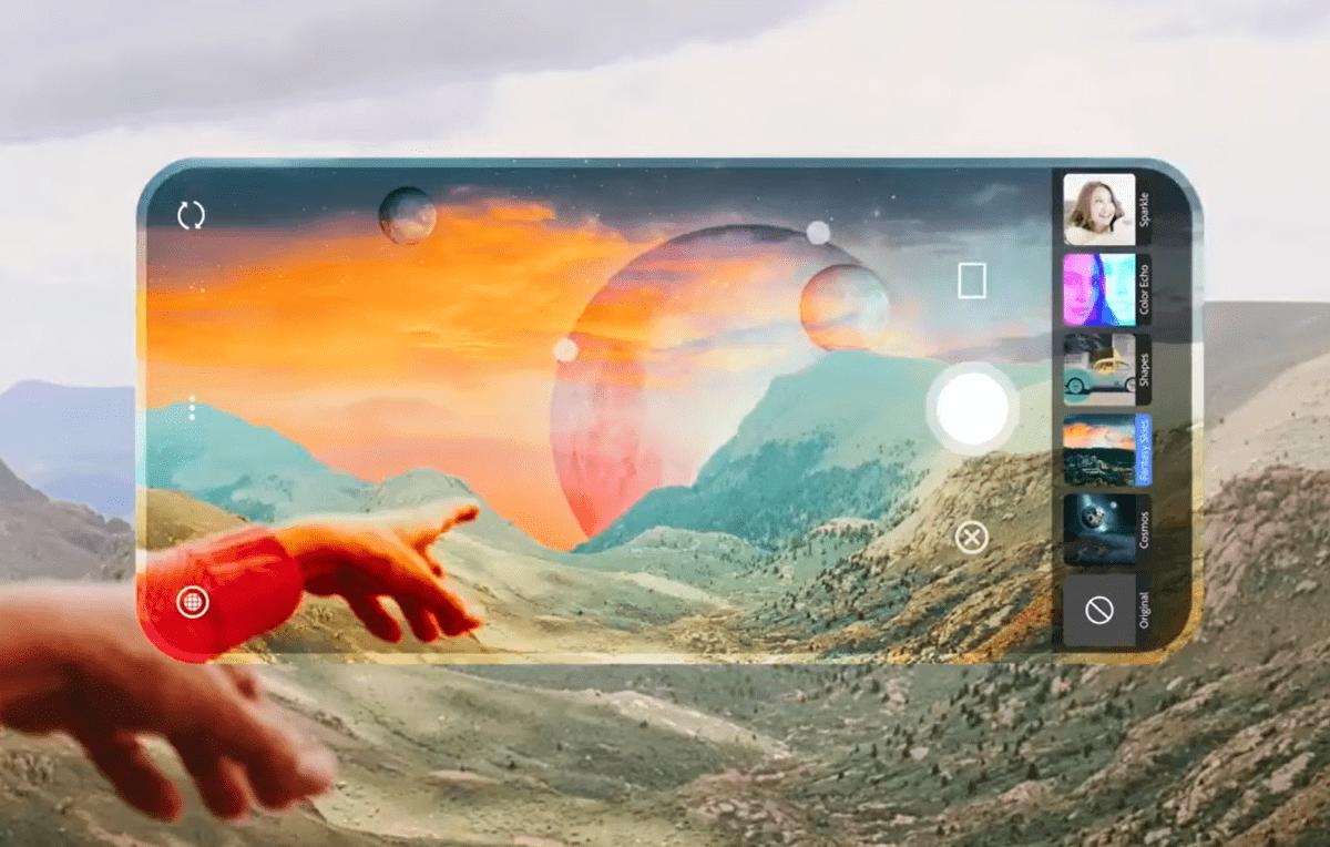 Photoshop Camera : Adobe lance son application photo bourrée de filtres