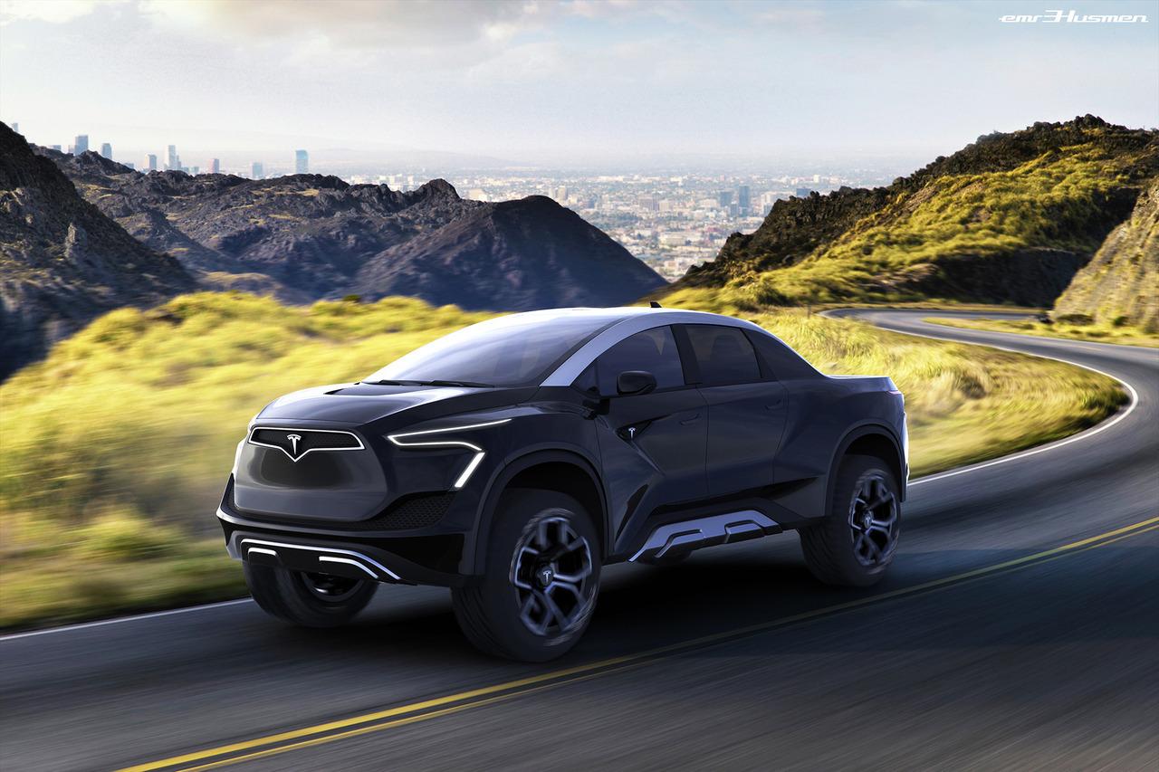 Tesla dévoile le Cybertruck, son pickup futuriste