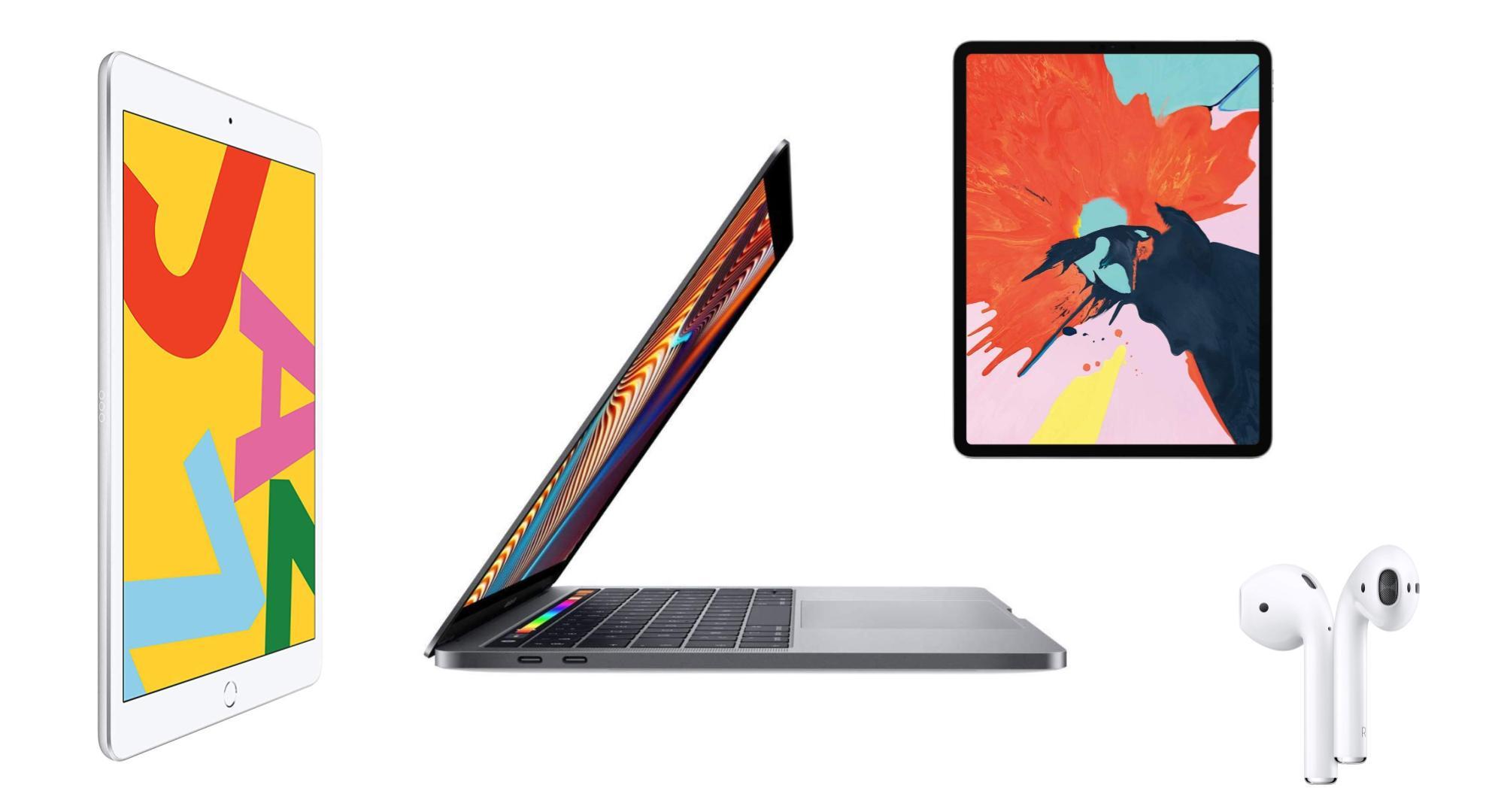 iPad, MacBook ou AirPods : les meilleurs produits Apple sont en promotion sur Amazon