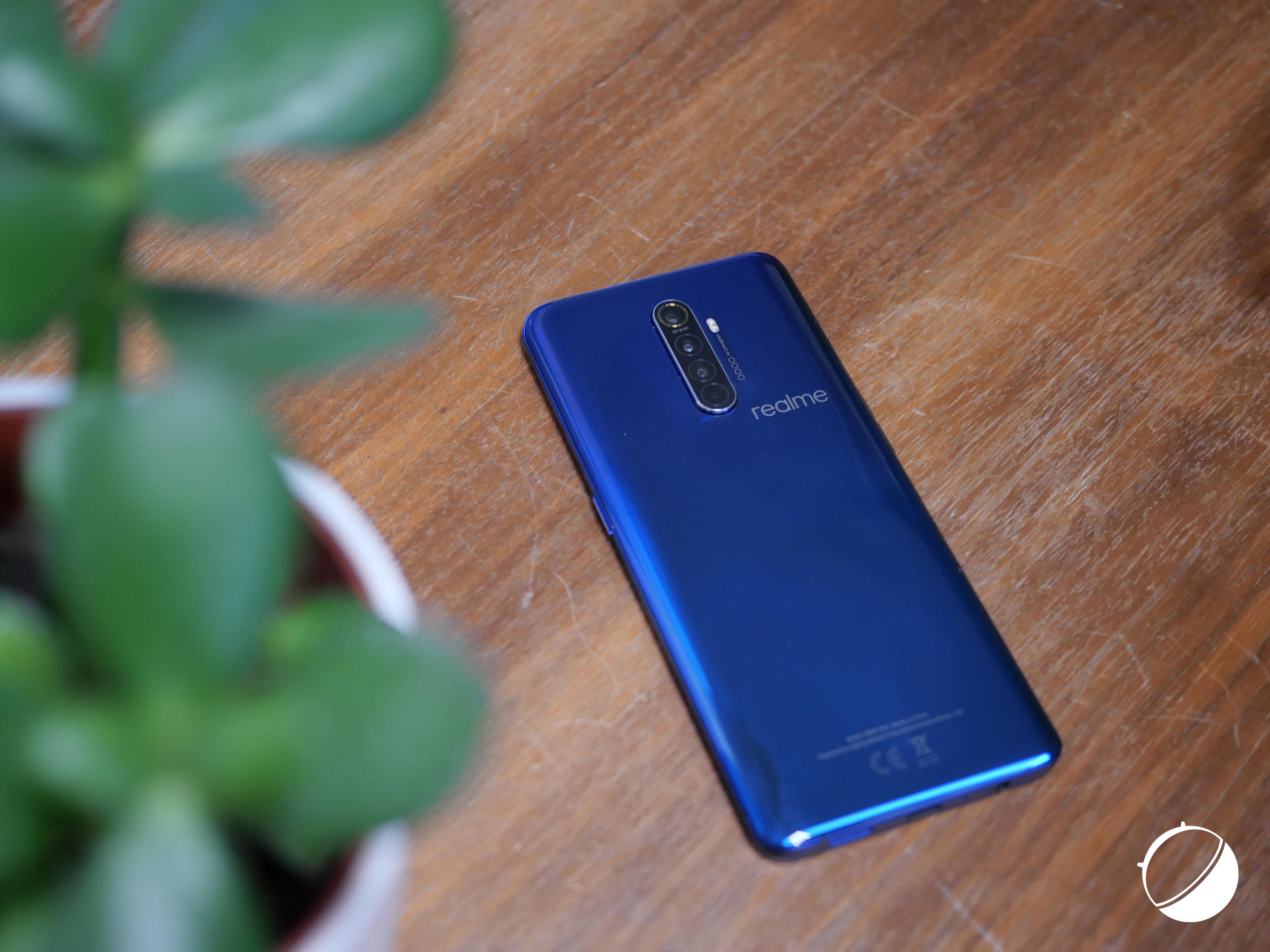 Realme veut un smartphone 108 MP pour concurrencer le Xiaomi Mi Note 10