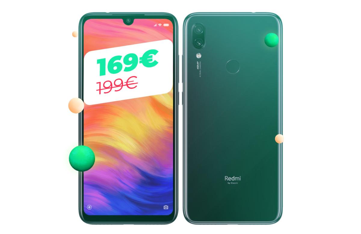 Xiaomi Redmi Note 7 à 170 euros chez Cdiscount, que demander de plus au Cyber Monday ?