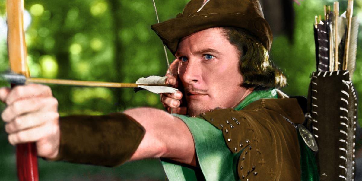 Crédit image: Les Aventures de Robin des Bois – Warner Bros