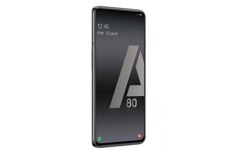 Le Samsung Galaxy A80 coûte enfin le prix d'un smartphone milieu de gamme