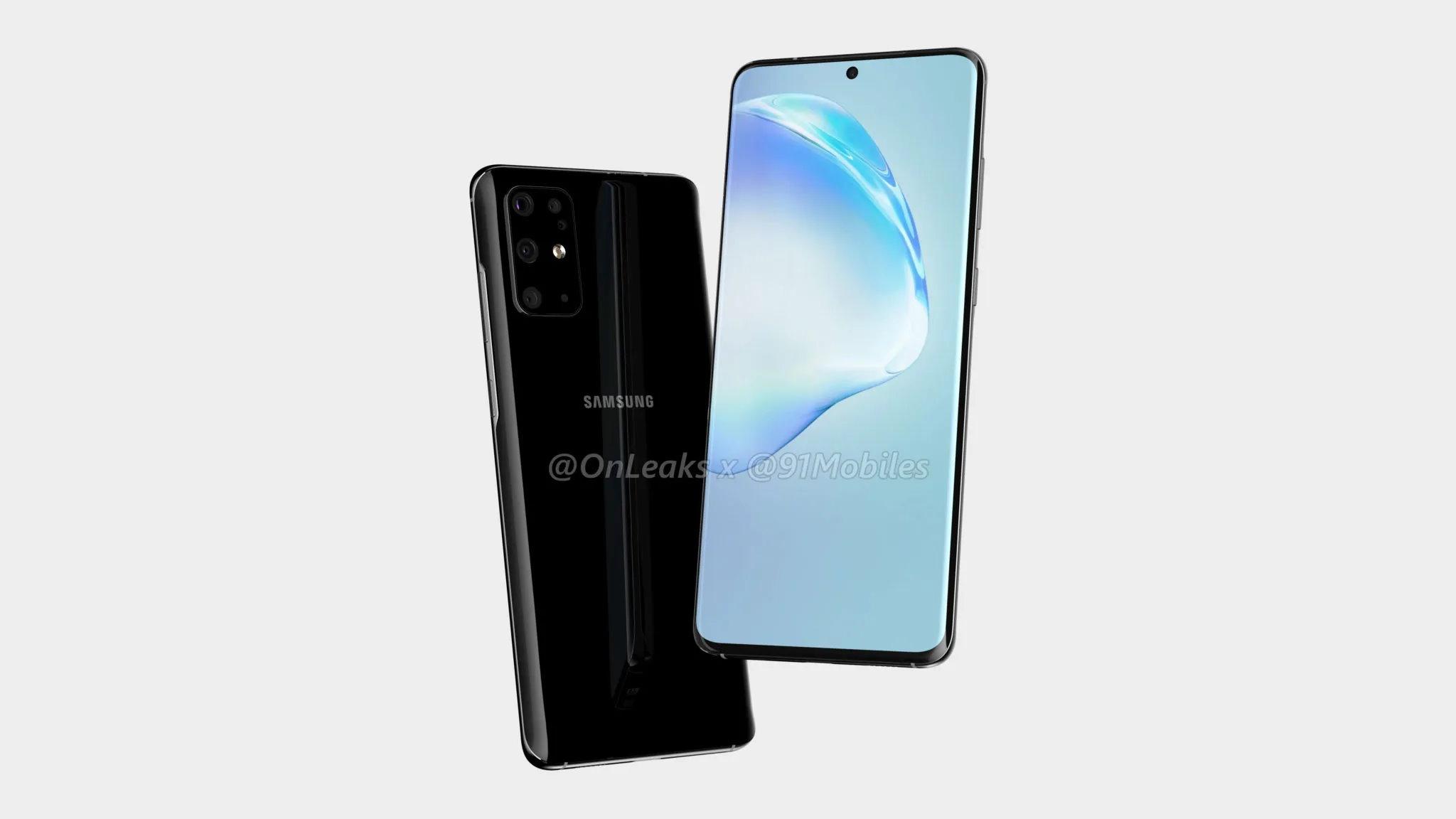 Samsung Galaxy S11 : voici la première fuite concrète de son design en images