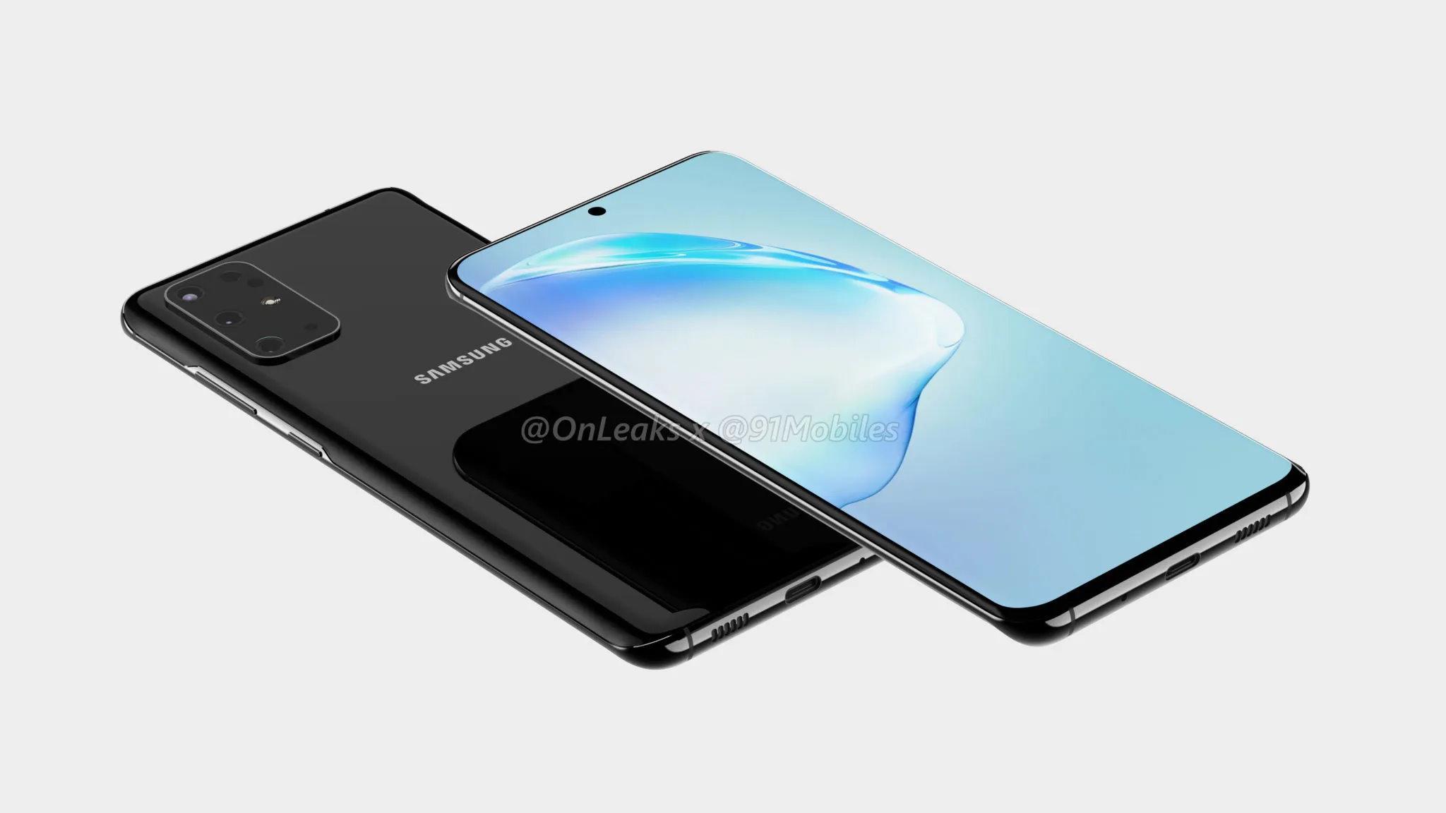 Samsung Galaxy S11 : il aurait bien un capteur 108 MP, comme le smartphone à clapet