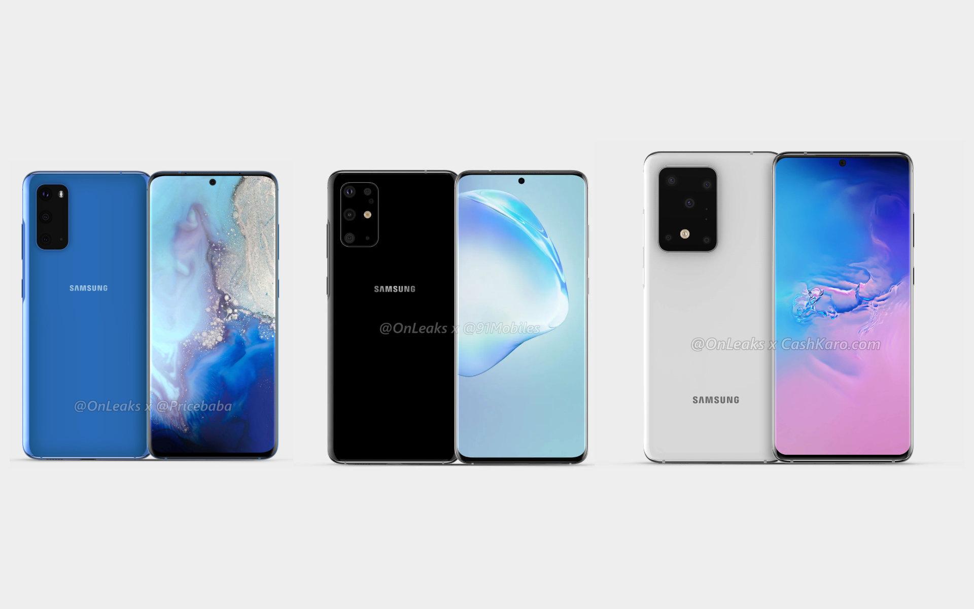 Samsung Galaxy S11 (S20) : design, caractéristiques, photo… tout ce que l'on sait sur le prochain fleuron coréen