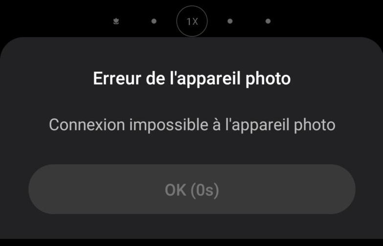 Des bugs récurrents sur l'appareil photo du Xiaomi Mi Note 10