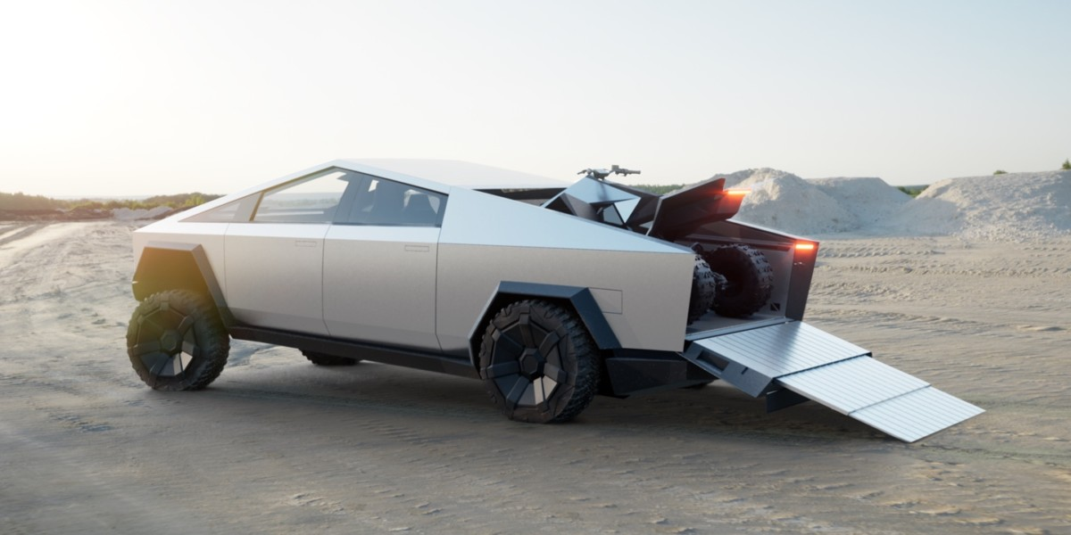 La version Dual Motor du Tesla Cybertruck devrait être lancée avant le Ford F-150 électrique