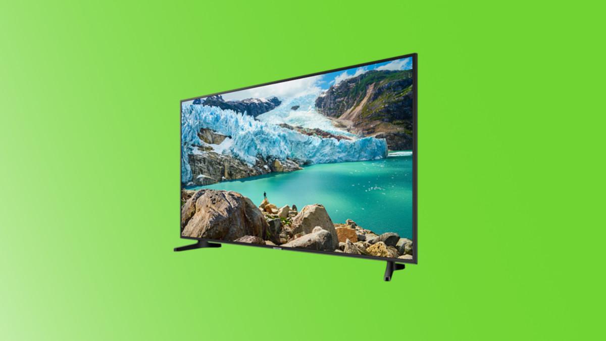 La TV 4K UHD UE65RU7025 jouit d'une très bonne gestion du contraste