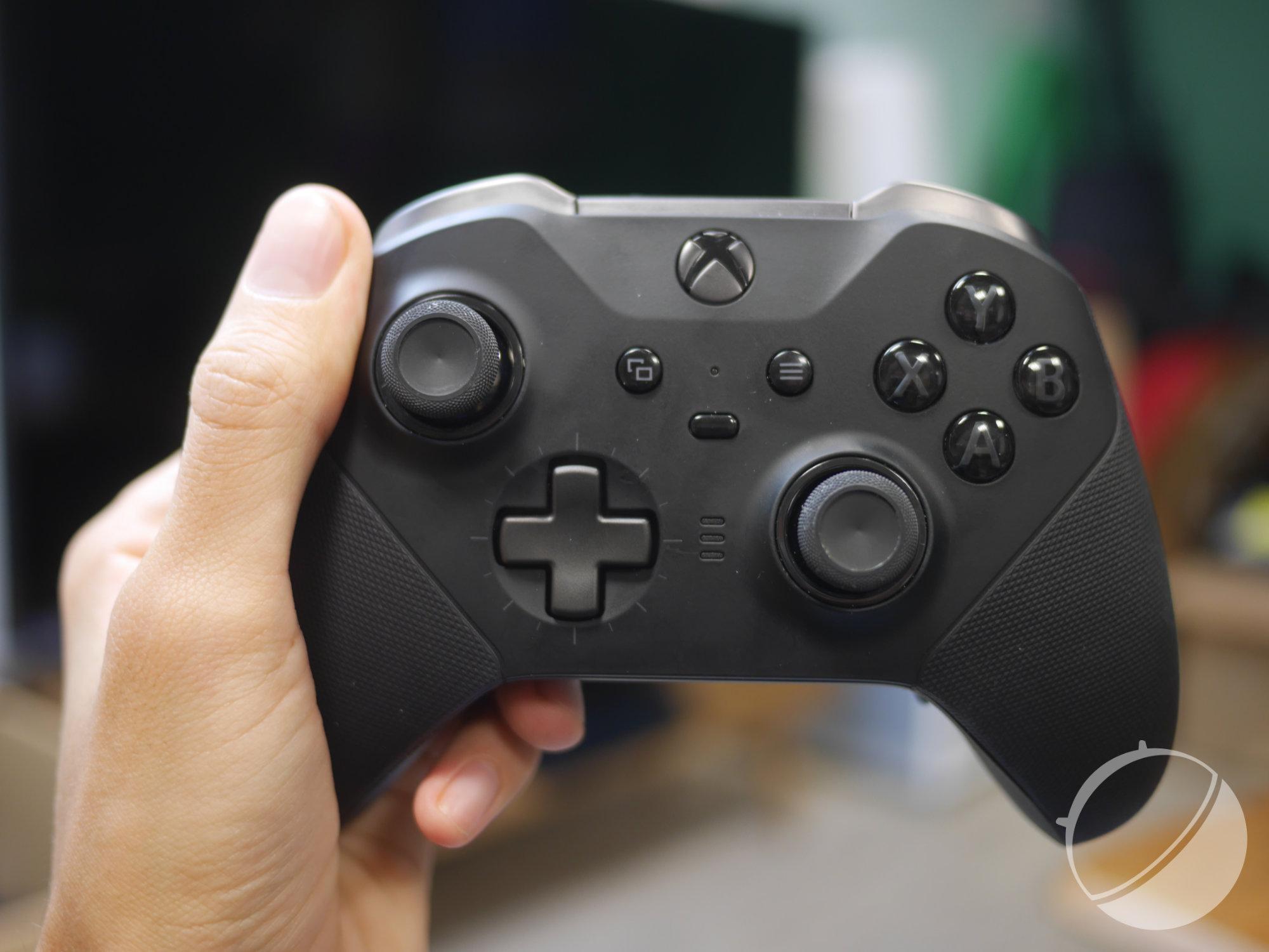 Test de la manette Xbox Elite Série 2 : qu'il est bon de faire partie de l'élite