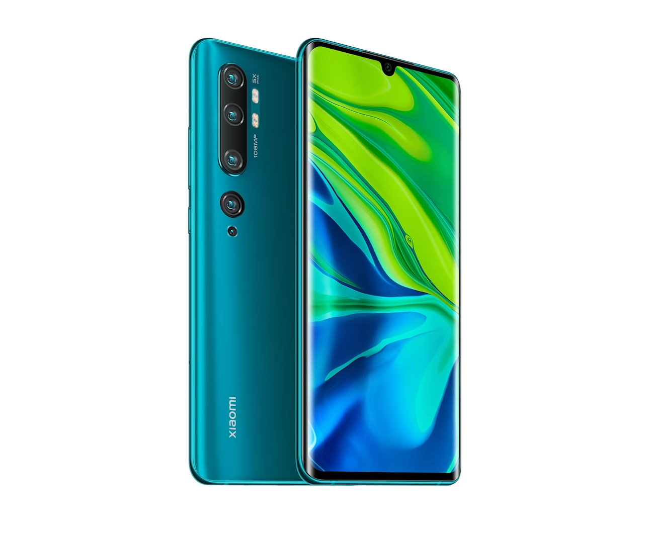 xiaomi mi note 10 cc9 - Xiaomi CC9 Pro (Mi Note 10) officialized in China: design and features of the smartphone 108 MP - FrAndroid