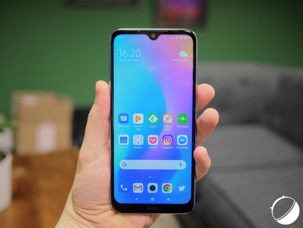 Le Xiaomi Redmi Note 8T