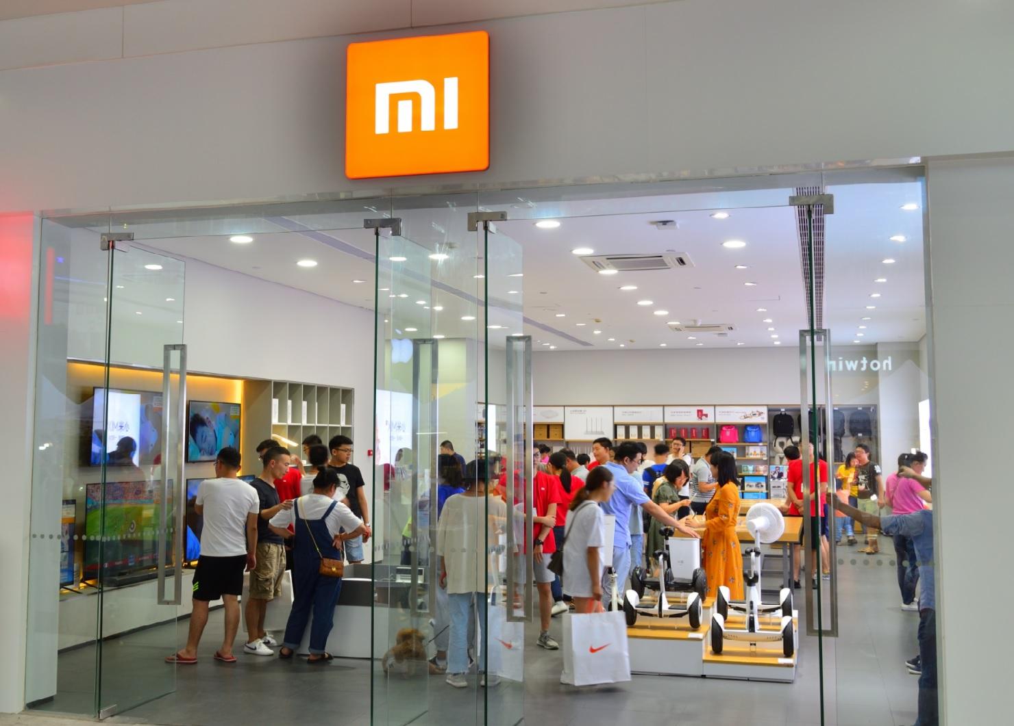 Store Xiaomi de Hangzhou/Crédit: Wikimedia Commons