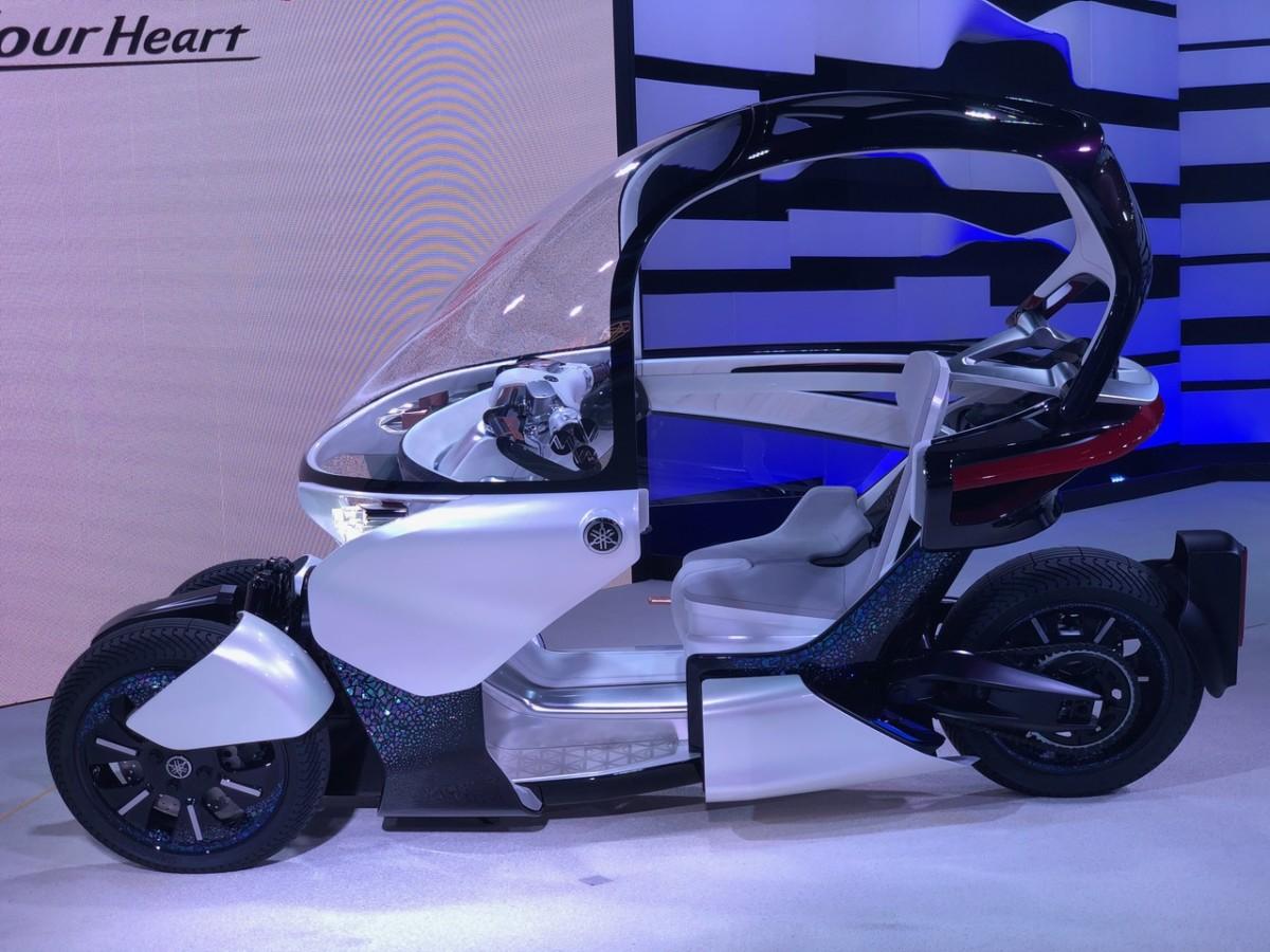 Yamaha MW Vision