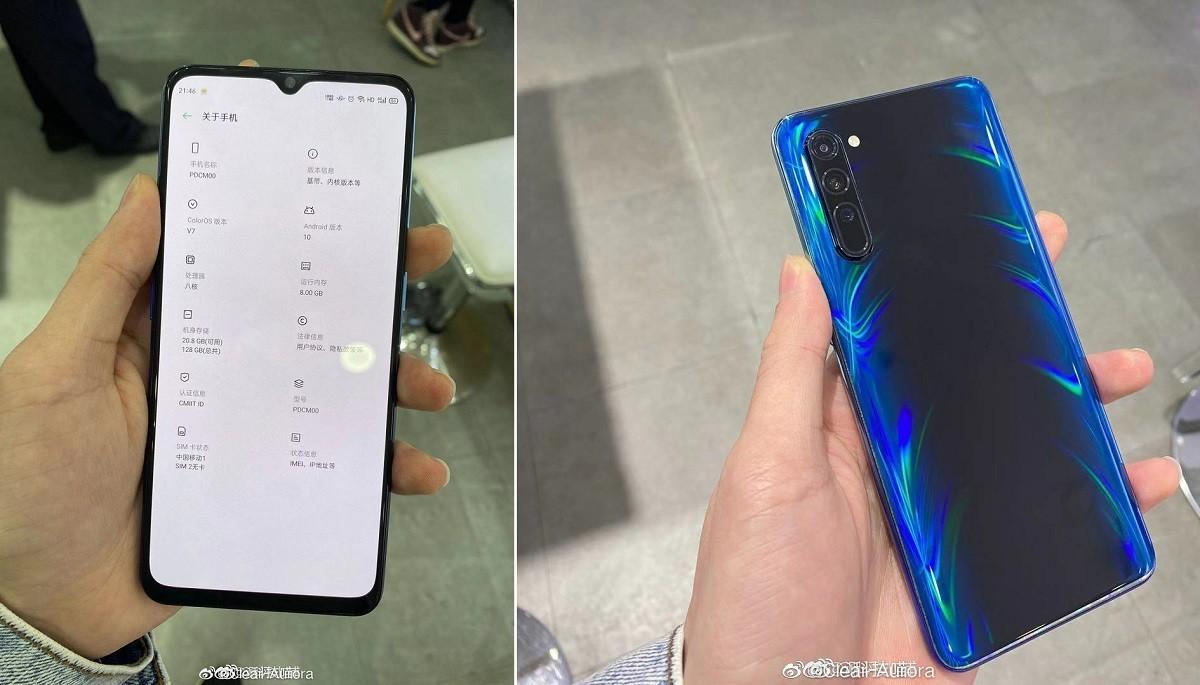 Oppo Reno 3 : pris en photo avant son annonce, il ressemblerait au Xiaomi Mi 9T