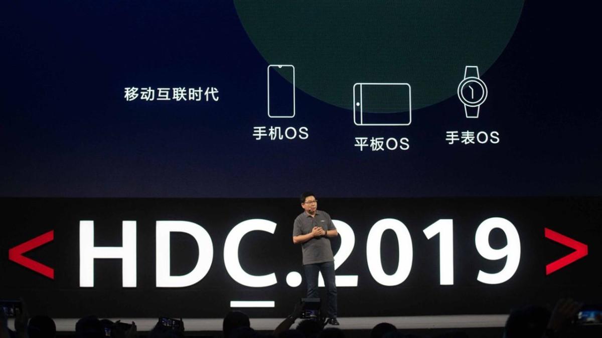 Finalement, HarmonyOS ne sera ni sur un smartphone ni sur une tablette en 2020